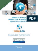 Manual Marklog