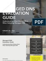 eBook Managed DNS Evaluation Guide