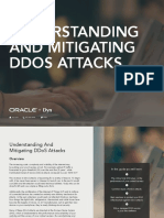 eBook Understanding and Mitigating Ddos Attacks