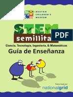 STEM Guide Spanish