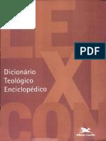 Lexicon - Dicionário Teológico Enciclopédico