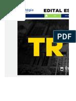Edital Estratégico TRT15 TJAA
