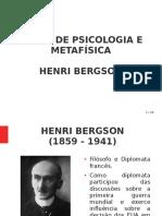Aula - Bergson