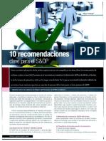 SOP Recomendaciones KPMG