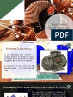 2.1 Motores Eléctricos