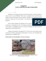 GEF01 Introdução a Geotecnia de Fundações
