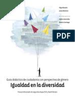 Guia Didactica Ciudadania Con Perspectiva Genero FUHEM