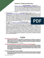 Jurisprudencias - Promesa de Compra Venta - Extractos