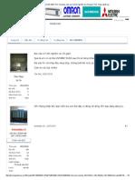 Hỏi Đáp - Lỗi Thẻ Nhớ MMC PLC Siemens, Bác Nào Có Kinh Nghiệm Xin Chỉ Giáo _ PLC Công Nghệ Cao