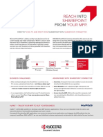 SharepointConnector View