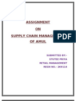 Supply Chain Mgmt Assignment