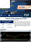 Daily Equity Report-13 June - Star India Market Research