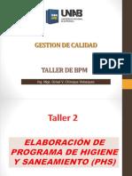 BPM - Taller 2