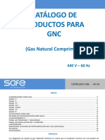 Producto Catlogo GNC