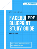Facebook Blueprint - Study Guide