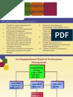 Performance Management [Human Resource Management ]