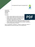 Organización Parroquial Para El Mejoramiento de Los Espacios en La Parroquia San Juan