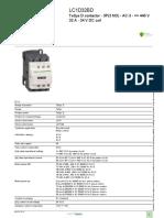 Motor Starter Components Finder_LC1D32BD
