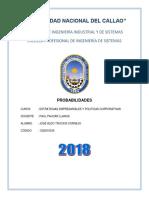 Probabilidades - Estrategias - Aldo Trucios Cornejo - 1325210335