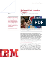 IBM KidSmart Early Learning Program