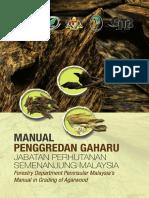 Manual Pengreddan Gaharu JPSM