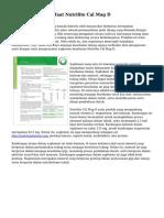 Berjenis-jenis Manfaat Nutrilite Cal Mag D