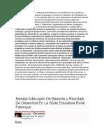 1 Criterios de Focalización y Selección de Beneficiarios Los beneficiarios de las políticas y estrategias nacionales que genera el programa.docx