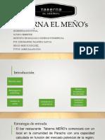 TABERNA EL MEÑO's.pptx
