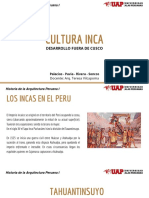 cultura inca fuera de cuzco
