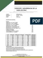ENSAYO DE ESPESOR Y ADHERENCIA DE LA CAPA DE ZINC.docx