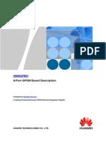 Huawei MA5680/MA5683T/MA5608T OLT GPON Board H806GPBH Description