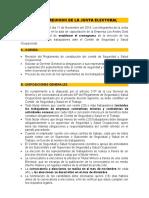 1.- Acta de Reunion Junta Electoral
