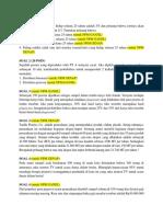 Soal Quiz Statistika Bisnis - Haqi Fadillah