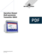 BA Transmitter M800 Multilingual 52121825 Jun2012