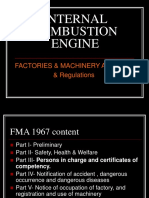 Fma Regulations