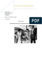 a raisin in the sun  socioeconomic status of african american families in the 1950s
