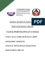 Kerja Kursus Jabatan an Awam