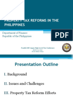 Property Tax Reform DOF Slides