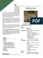 Desierto de Gobi - Wikipedia, La Enciclopedia Libre