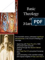 Basic Theology of Marriage-Christopher West