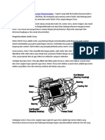 Pengertian Motor Listrik 3 Fasa Dan Prinsip Kerjanya