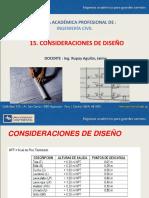 15. INSTALACIONES SANITARIAS