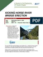 Poster 2008 Mar 05 Kickinghorse
