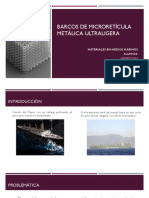 Barcos MMUL Materiales 1