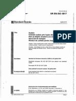 SR en ISO 5817 Aprilie 2015