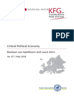 Critical Political Economy