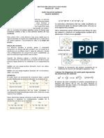 Guía Taller Química - Enlaces Químicos