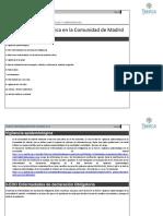 Tema 8 Vigilancia Epidemiológica en La Comunidad de Madrid TASSICA