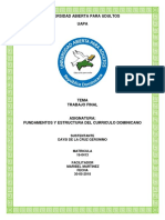 Trabajo Final Fundamento Del Curriculo Dominicano.pdf