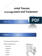 Dental Trauma Management